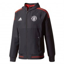 adidas Manchester United European Presentation Jacket Mens