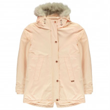 Firetrap Luxe Parka Jacket Junior Girls